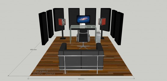 Studio set 1
