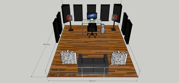 Studio set 2