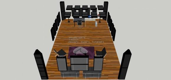 Studio set 5
